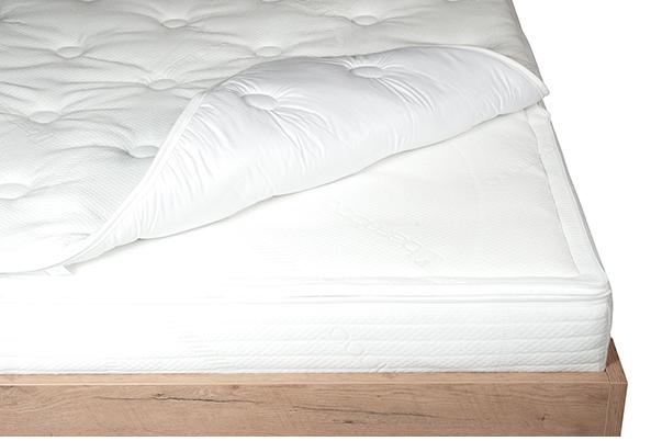 Bamboo Doppeltopbezug für Aqua Dynamic Betten
