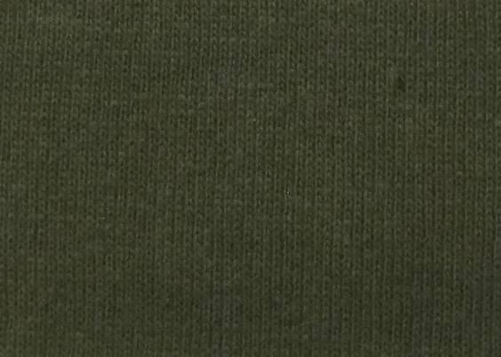 Jersey Stretch Fixleintuch 180-200cm x 200-220cm - Farbe moos