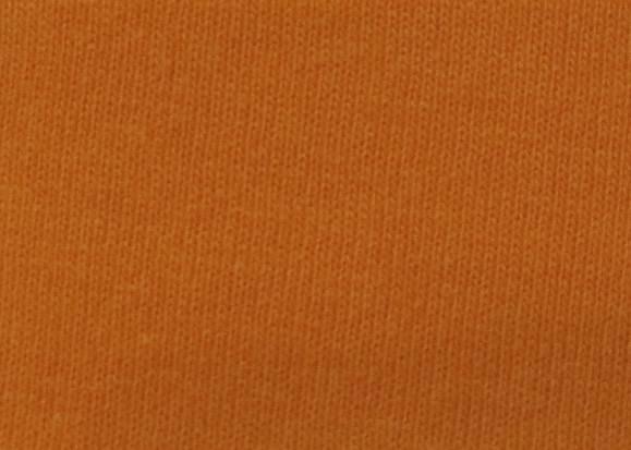 Jersey Stretch Fixleintuch - Farbe mango