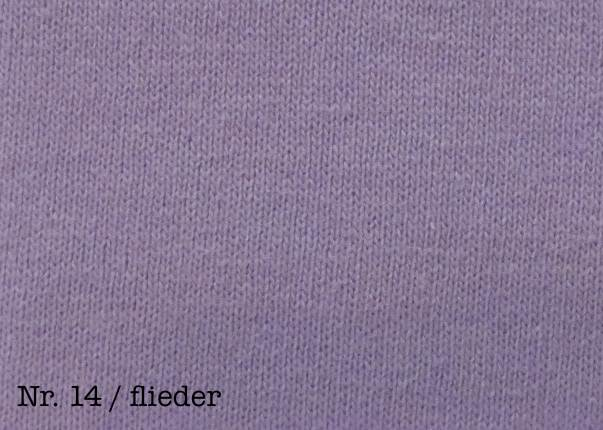 Farbe flieder Fixleintuch De Luxe