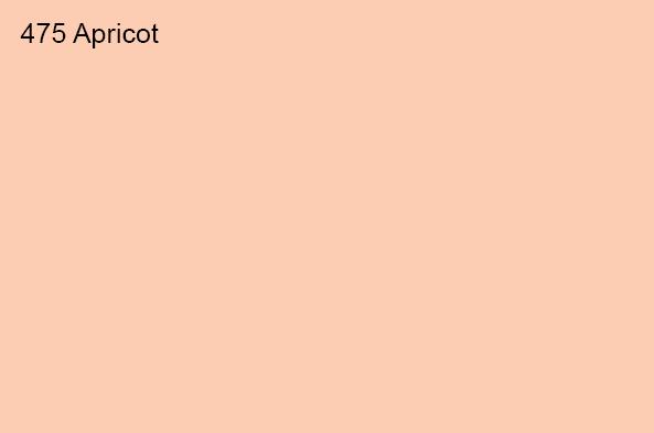Platin Rainbow Edition Fixleintuch, Apricot