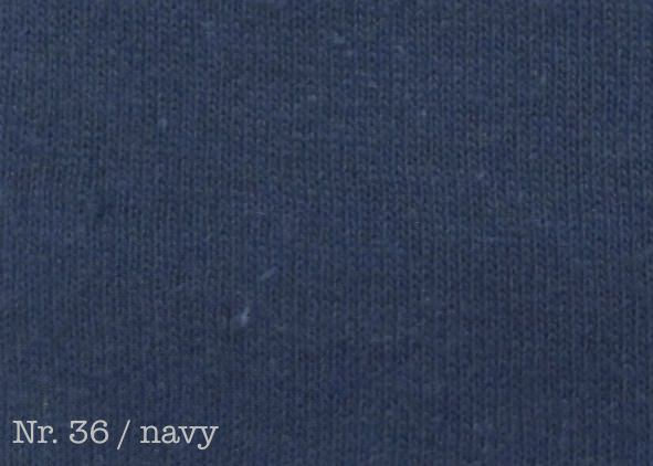 Farbe navy Fixleintuch De Luxe